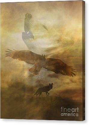 Southwestern Dream Canvas Print by Stephanie Laird
