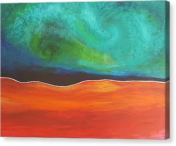 Space Dream Canvas Print