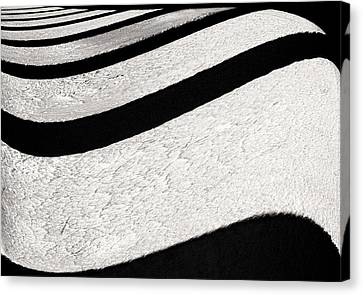 Space Geometry #16 Canvas Print
