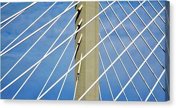 Span Canvas Print by Martin Cline
