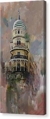 Senorita Canvas Print - Spanish Culture 4 by Corporate Art Task Force