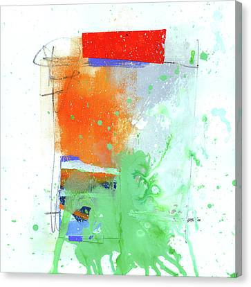 Spare Parts#3 Canvas Print by Jane Davies