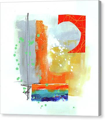 Spare Parts#4 Canvas Print by Jane Davies