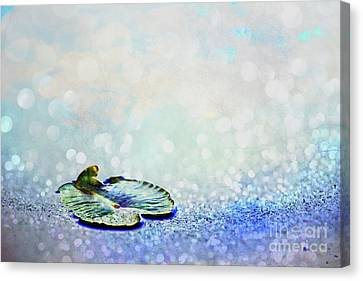 Sparkling Canvas Print by Aimelle