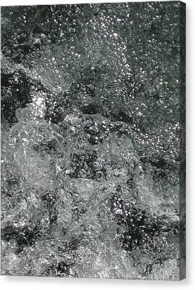 Sparkling Waters Canvas Print