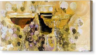 Sparkling Spirits Canvas Print