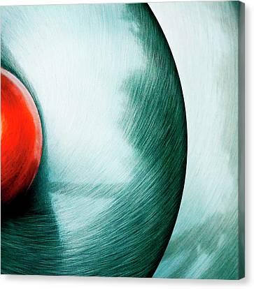 Spatial Canvas Print by Richard George