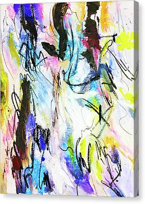 Special Angels Canvas Print