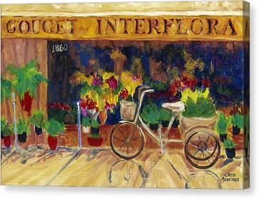 Special Delivery Canvas Print by Tara Moorman