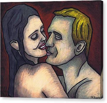 Special To Me Canvas Print by Kamil Swiatek