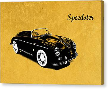 Speedster Canvas Print by Mark Rogan