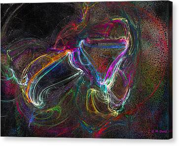 Spell Bound Canvas Print by Michael Durst