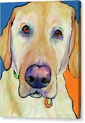 Spenser Canvas Print