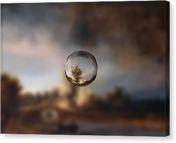 Sphere 13 Rembrandt Canvas Print