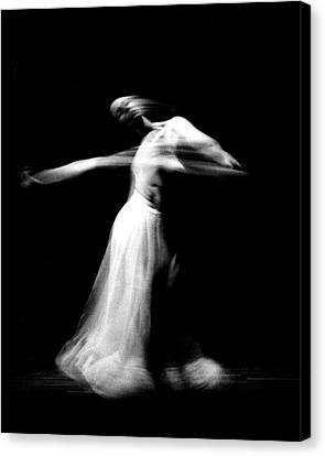 Spinning Dance Canvas Print by Gerhardt Isringhaus