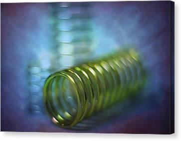 Spirals Canvas Print