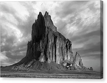 Canvas Print featuring the photograph Spire To Elysium by Jon Glaser