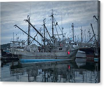 Canvas Print featuring the photograph Spirit At Rest by Randy Hall