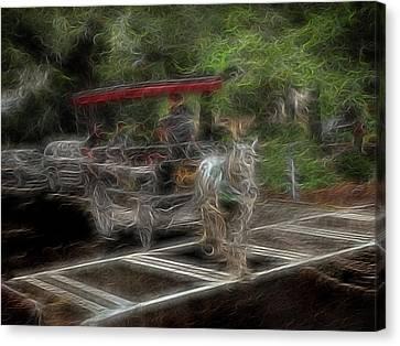 Spirit Carriage 2 Canvas Print by William Horden