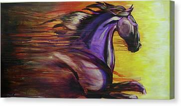 Spirit Canvas Print by Jerry Frech