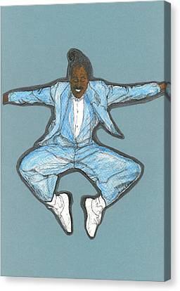 Spirit Of Cab Calloway Canvas Print