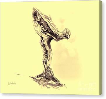 Spirit Of Ecstasy I Canvas Print