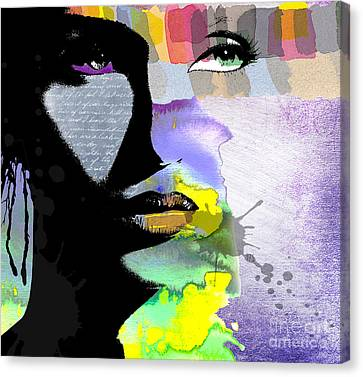Spirit Canvas Print by Ramneek Narang