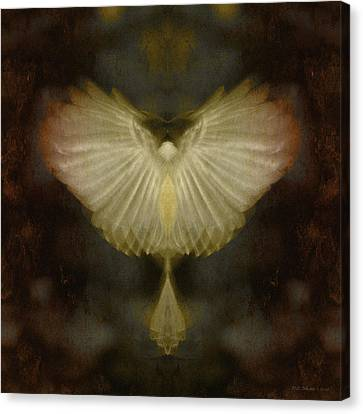 Spirit Rising Canvas Print by WB Johnston