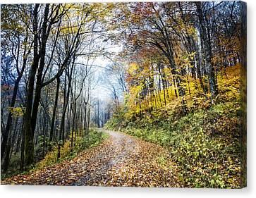 Spirit Trail Canvas Print