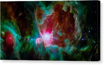 Spitzer's Orion Canvas Print