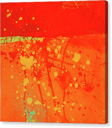 Splash 6 Canvas Print by Jane Davies