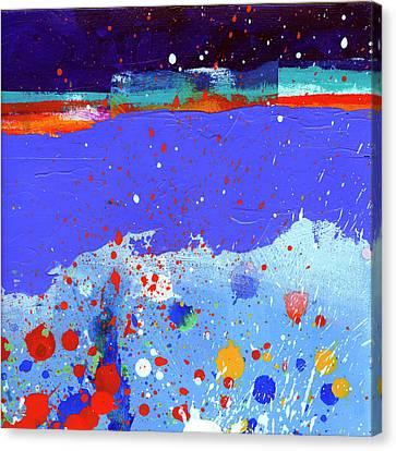Splash#5 Canvas Print by Jane Davies