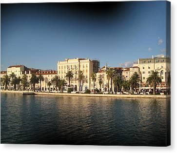 Split- Croatia Canvas Print