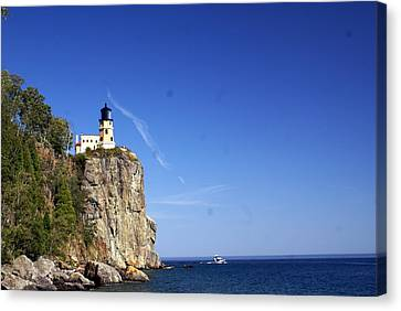 Split Rock 1 Canvas Print