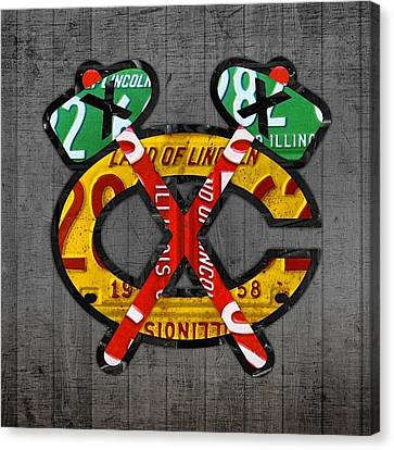 Sports Team Collection Has Grown To Canvas Print by Design Turnpike