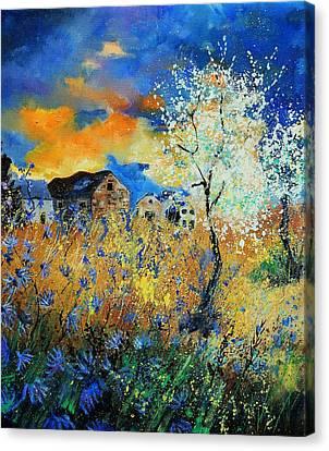Spring 67 Canvas Print by Pol Ledent