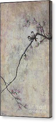 Spring At Last Canvas Print by Lori McNee