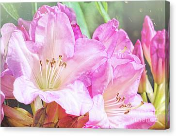 Spring Bling Canvas Print