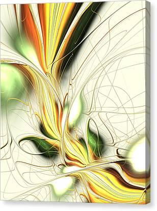 Spring Canvas Print - Spring Colors by Anastasiya Malakhova