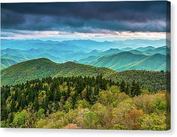 Canvas Print featuring the photograph Spring Colors by Joye Ardyn Durham