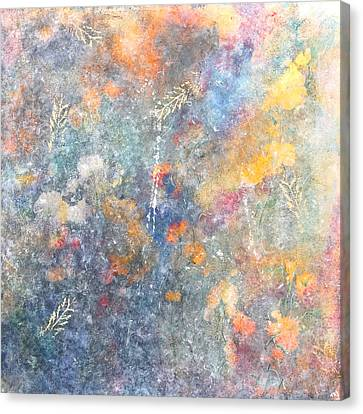 Spring Creation Canvas Print
