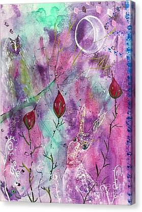 Spring Dream Canvas Print by Julie Engelhardt