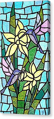 Spring Fling Canvas Print by Jim Harris