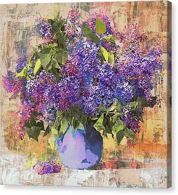 Spring Flowers Canvas Print