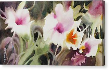 Spring Focus Canvas Print