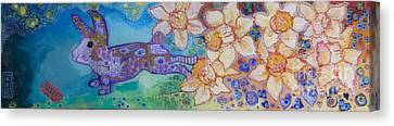 Spring  Canvas Print by Kimberly Santini