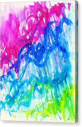 Intuition Canvas Print by Martin Cline