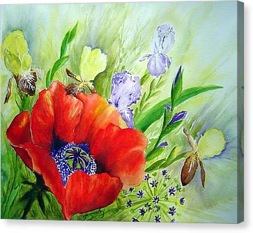 Spring Splendor Canvas Print