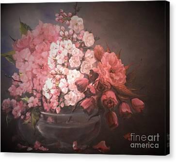 Spring Time Canvas Print by Sorin Apostolescu