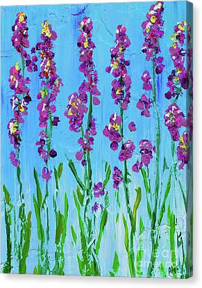 Acrylic Canvas Print - Spring Up by Alys Caviness-Gober